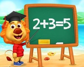 Математика для дітей, для дошкільнят і першокласників